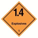 Клас 1 Експлозиви