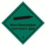 Class 2 (2.2) Non-flammable, non-toxic gas