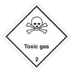 Клас 2.3 Токсични газове