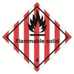 Class 4 (4.1) Flammable solids