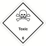 Клас 6.1 Токсични вещества