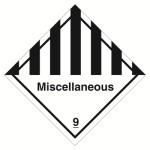Клас 9 Други опасни вещества и изделия