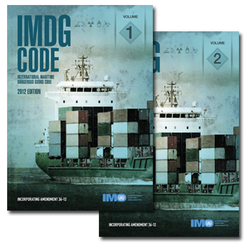 IMDG code amendment cycle 2010 – 2019