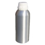 Aluminium bottle for dangerous goods