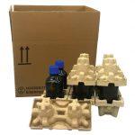 UN certified fibreboard box 4G – PG513